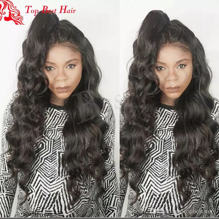 African American Wigs Body Wave Unprocessed Virgin Full Lace Wig High Ponytails 150 Density Body Wave Glueless Human Lace Wigs Women Human Lace Wigs Unprocessed Virgin Full Lace Wig African American Wigs Online with $410.42/Piece on Topbeststore's Store | DHgate.com