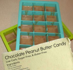 Chocolate Peanut Butter CandyLow Carb, Butter Candies, Sugar Fre Peanut, Chocolates Peanut, Coconut Oil, Chocolate Candies, Candy Recipes, Chocolate Peanut Butter, Sugar Free
