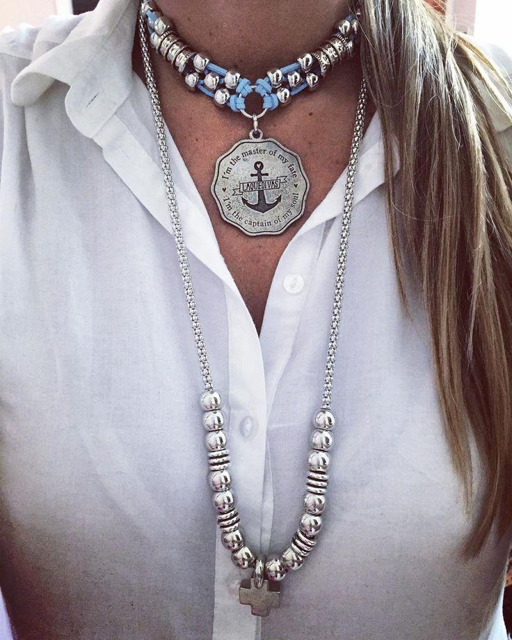Choker Ancla + Collar Mandala. Últimos días del #cyberweek #accesories #fashion Nos adherimos al #cyberweek con Stock Limitado! Entra a nuestra tienda online y llévate lo que más te guste - Envíos a todo el país! #alohaveranito #workneverstops ✌️ #IndieSummer #2017 #Laquedivas #summeriscoming #sneekpeak Indie Summer 2017 by Laquedivas® Conseguilos en la Tienda Online www.laquedivas.com.ar Mayoristas: catalogo@laquedivas.com.ar