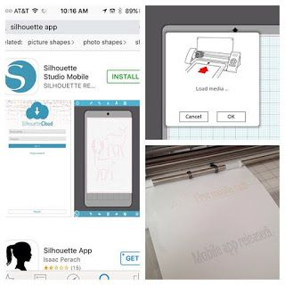 Silhouette Studio Mobile App: What Can I Actually Do With It? | Silhouette School | Bloglovin'