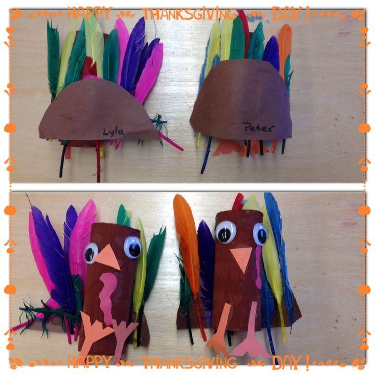 Turkey Craft Projects Preschool