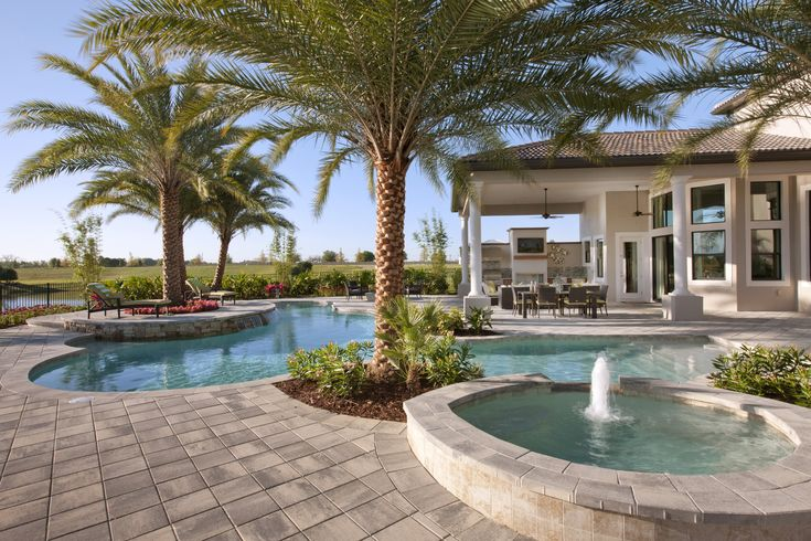 Entertain friends and family as you sit by the pool or for Design your own villa
