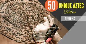 50 Unique Aztec Tattoos For Men