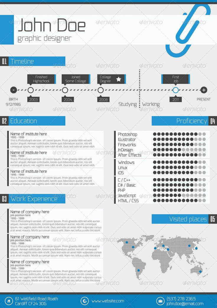 17 best Creative CV images on Pinterest Resume ideas, Cv ideas - land surveyor resume sample