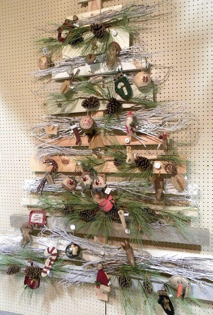 Christmas Tree Wood