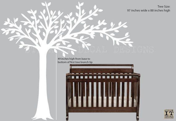 Best 25 Tree Decal Nursery Ideas On Pinterest Tree
