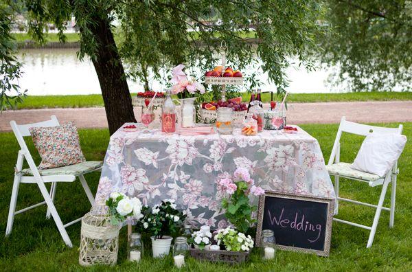 фотосессия пикник #decor #wedding #fotosession