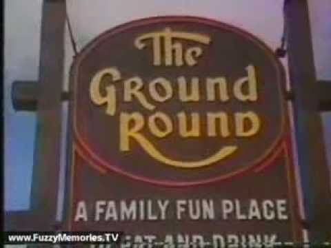 ▶ 1981 The Ground Round Restaurant Commercial - YouTube
