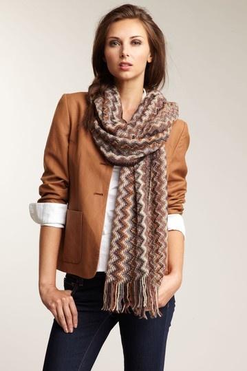 Missoni scarf - HauteLook.com