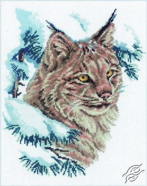 Lynx - Cross Stitch Kits by RTO - M067