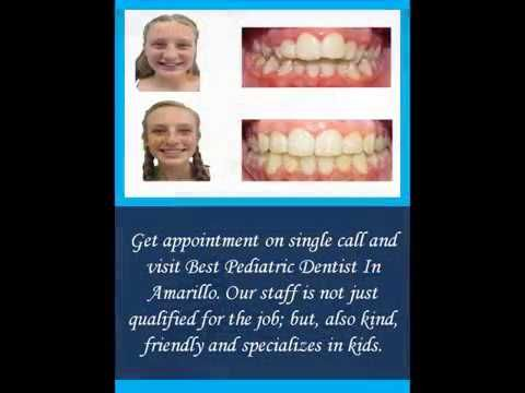 Amarillo pediatric dentistry offer Best Pediatric Dentist In Amarillo. We make sure that their health is under check as well and therefore you would need to take them for regular check-ups. For detail, call us at 806.350. (5437) or visit our website:   http://www.amarillopediatricdentistry.com/web/dental-topics