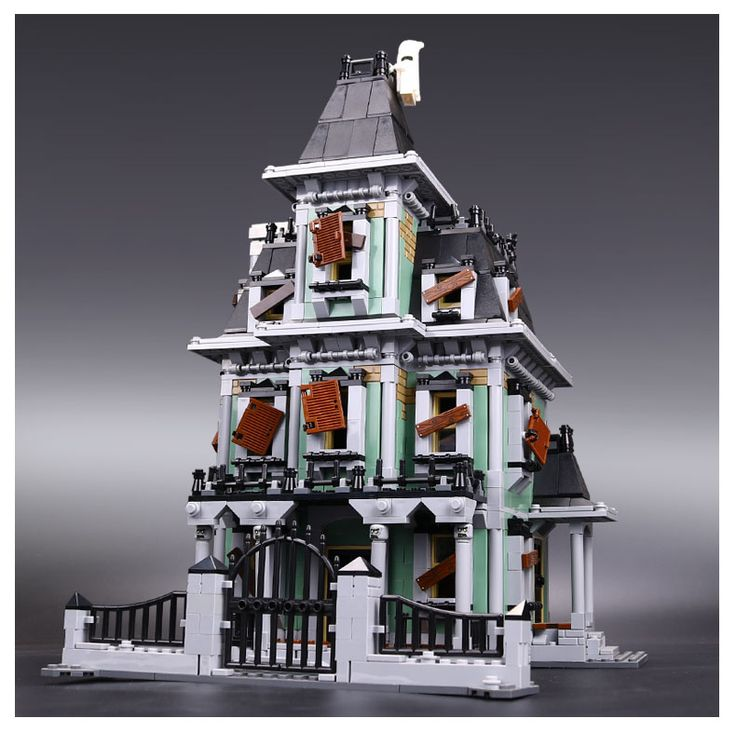 FREE Shipping Worldwide!    Get it here ---> https://awesomestuff.eu/product/monster-fighters-collection-haunted-house/