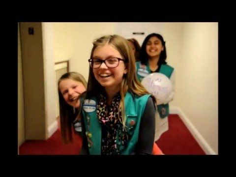 Girl Scout Troop 79 Amuse Journey Speak Out Project