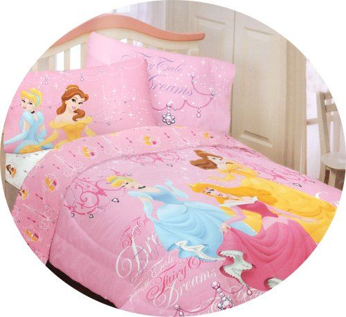 Disney Princess Fairy Dreams 4pc Cinderella Full Bed Sheets Set Disney,http://www.amazon.com/dp/B00CFQQWFO/ref=cm_sw_r_pi_dp_amP7sb1X4DYT68B5