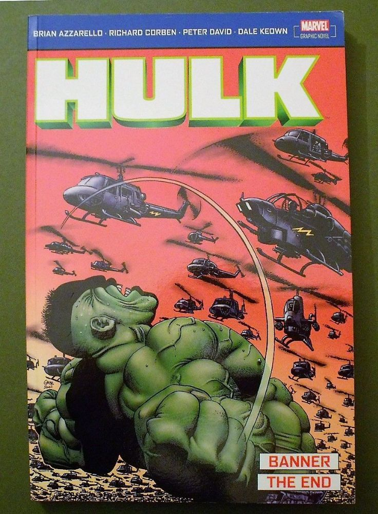 MARVEL - Panini Comics HULK Banner - The End 2002 The softback is complete with no loss Very good general condition Possibly read once Shipping Costs