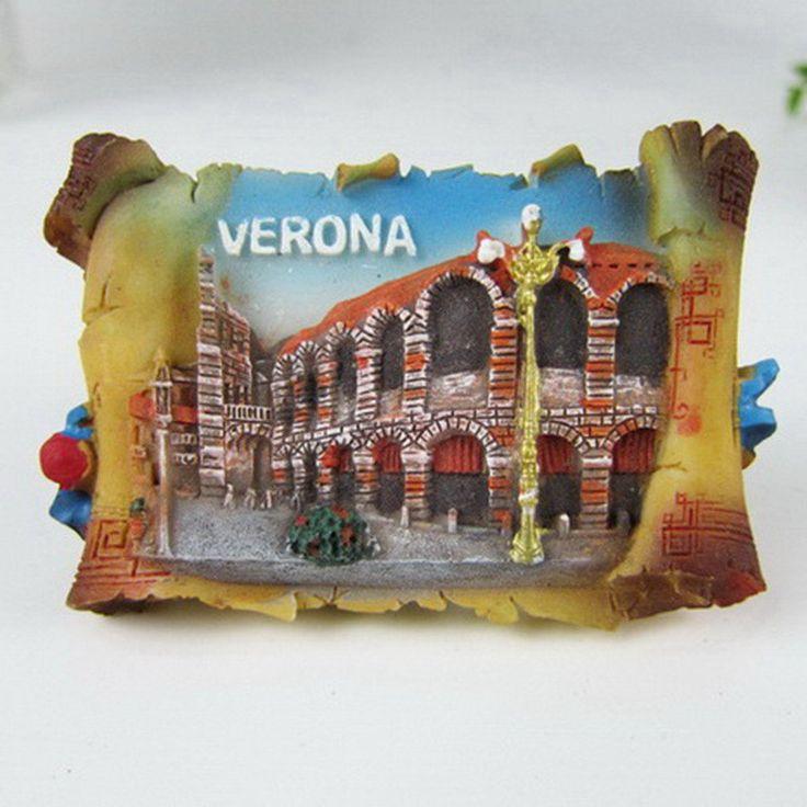 Verona Fridge Magnet Souvenir