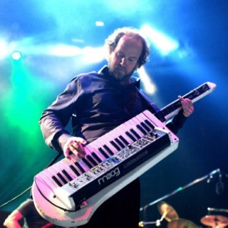 Page on the keytar