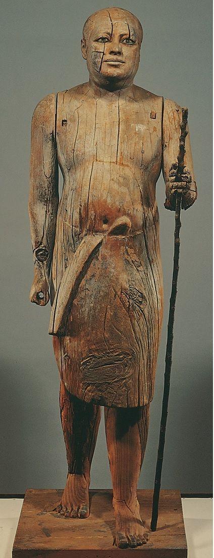 Ka-Aper, from his mastaba at Saqqara, Egypt, Fifth Dynasty, ca. 2450-2350 BCE