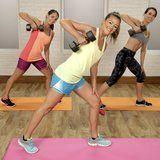 Back Workout to Fight Bra Bulge | POPSUGAR Fitness