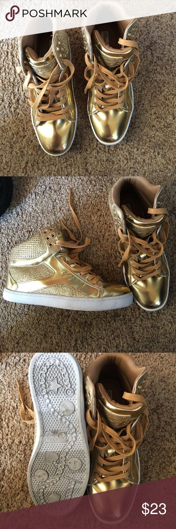 Pastry High Tops 😎😎😎 Excellent Condition pastry Shoes