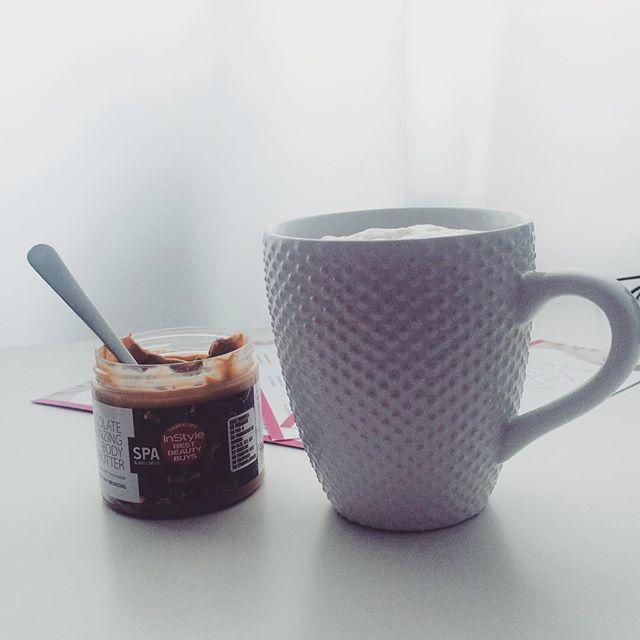 Dzień dobry! My dziś od samego rana mamy dylematy: pyszna kawa, czy nieziemsko…