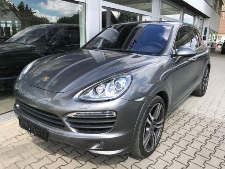 Porsche Cayenne S Diesel Top Ausstattung Burmaster