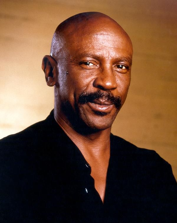 Nai'zyy Louis Gossett Jr. - Actor, An Officer & A Gentleman