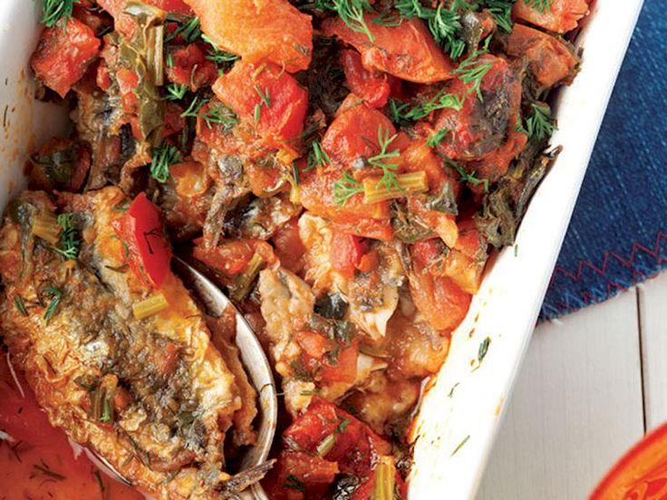 Hamsi Sipari: anchovy