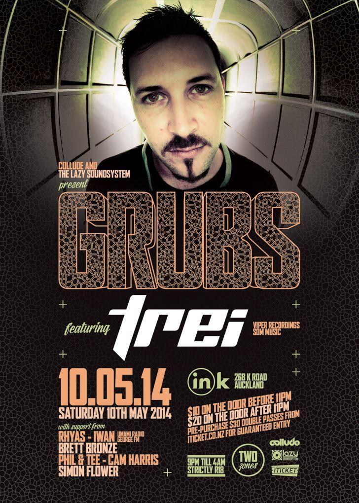 Grubs ft. Trei