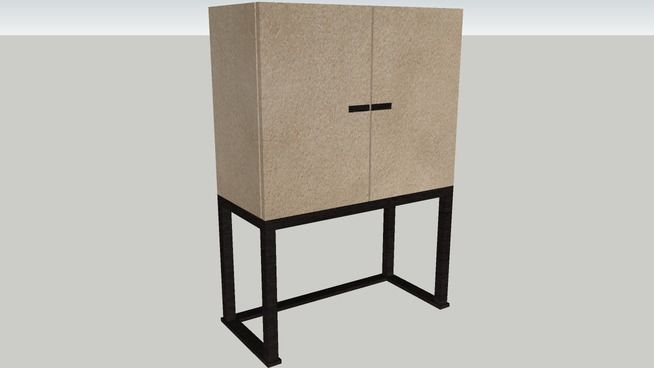 Casamilano Orlando Cabinet - 3D Warehouse