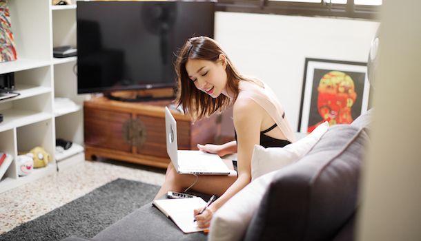 That Girl: Liv Lo, supermodel, TV Host and entrepreneur #Singapore #Sassy #ThatGirl #Style