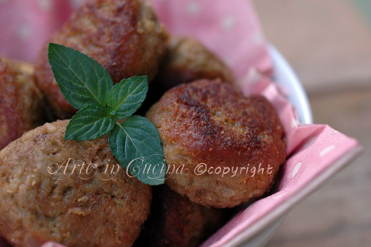 Polpette di melanzane facili e veloci ricetta arte in cucina