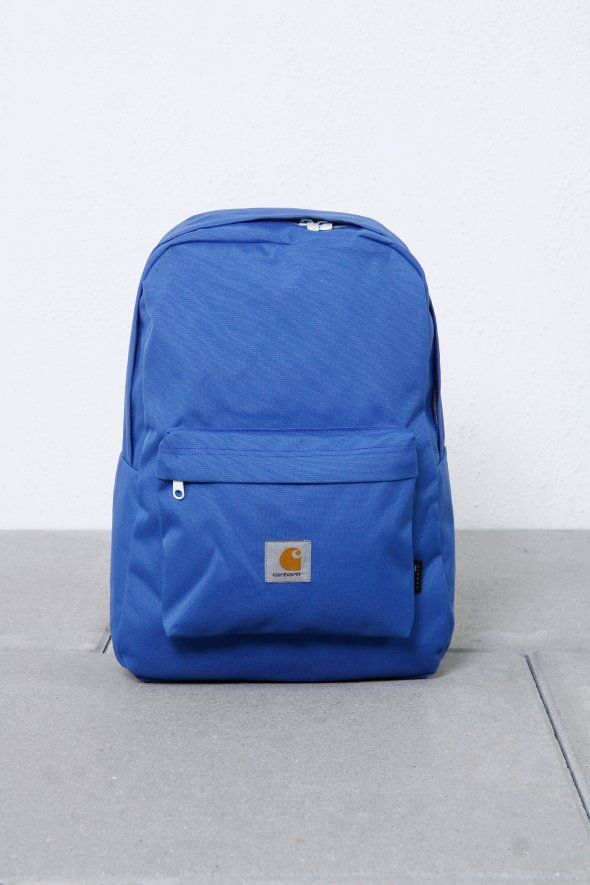 CARHARTT WATCH BACKPACK,  carhartt, carhartt backpack, carhartt blue backpack, carhartt blue, blue backpack, blue, backpack, bag, accessories, blue accessories, official,