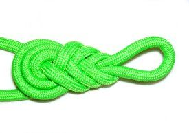 The Pipa Knot is an interesting Chinese Macrame knot that is based on the figure 8 shape. It's been seen on ancient Oriental clothing as a clasp as well as for decoration.