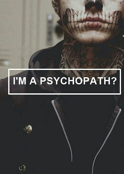 ahs, psychopath, and american horror story image