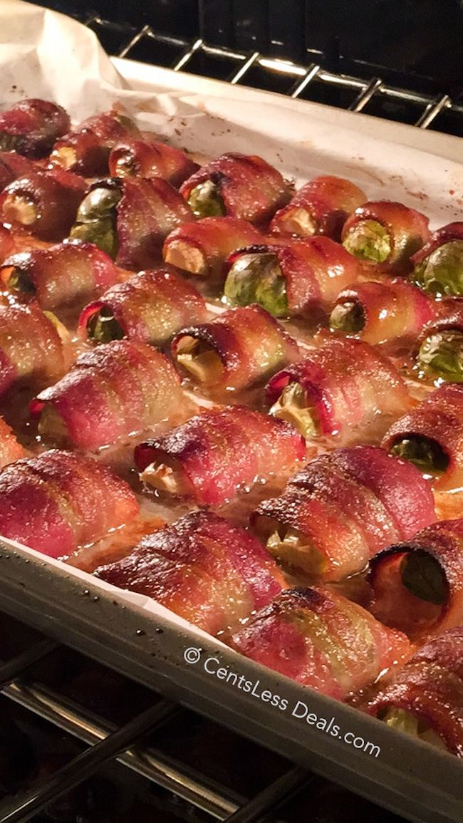 Eating your vegetables has never been more delicious than this. The goodness of brussels sprouts wrapped in crave-able bacon makes for one ah-mazing addition to(...)