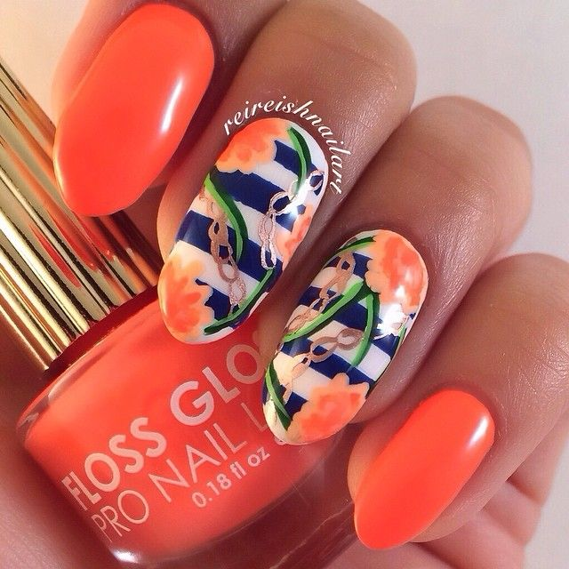Instagram photo by reireishnailart #nail #nails #nailart