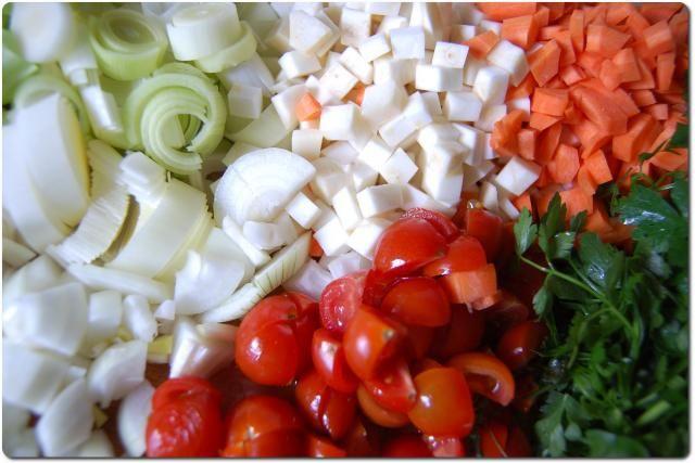 Suppengrün selbstgemacht