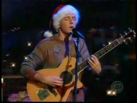 "Jason Mraz--""Walking in a Winter Wonderland"""