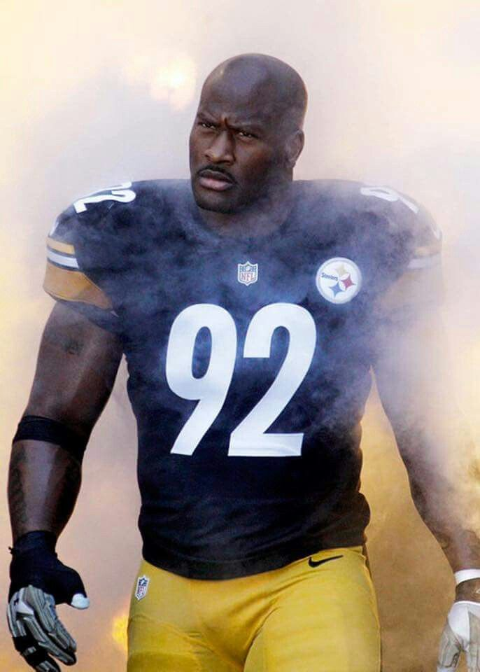 JAMES HARRISON. GORILLA IN THE MIST, WHAT A BEAST, LOVE ME SOME JAMES HARRISON
