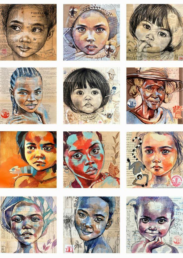 Stéphanie Ledoux: juste pour le plaisir des yeux☺️ c'est vraiment très beau ! J'aimerais juste savoir dessiner comme cela   OUI, j'adore..♥..♥.