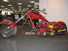 Orange County Choppers bikes - Wikipedia, the free encyclopedia