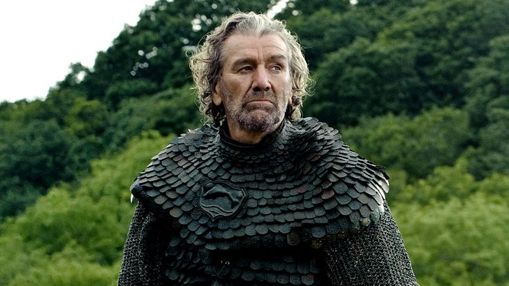 Curtain Call: Clive Russell