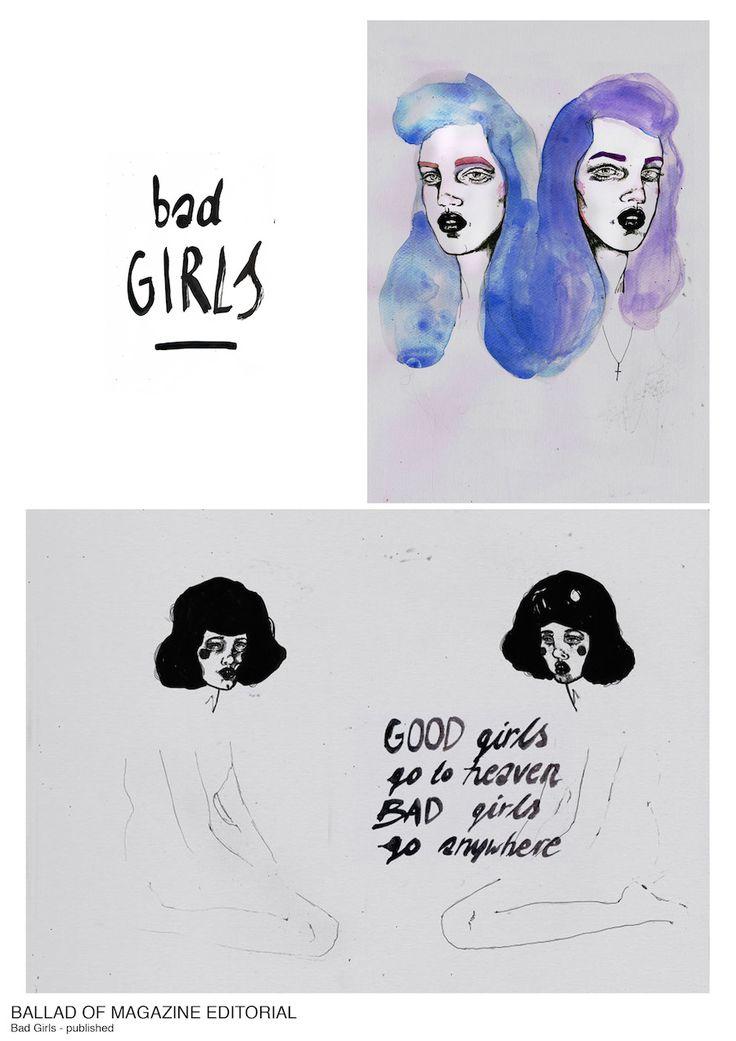 Marcelina Amelia - Good girls / Bad girls