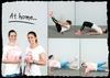 Ακολούθησε τις ασκήσεις - εμπνευσμένες από την Pilates και τη Yoga - που εκτελούν και οι ίδιες κατά την προετοιμασία τους για τους αγώνες Beach Volley και δες αμέσως διαφορά στον κορμό, τη μέση, την κοιλιά και την πλάτη!
