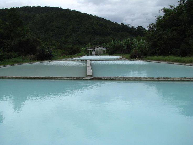 Lau Sidebuk-debuk Hot Water Spring