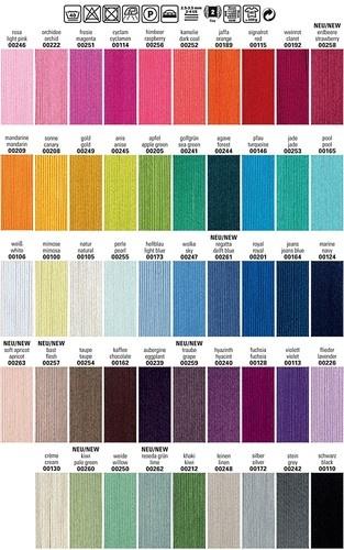 Schachenmayr Cataina das unglaubliche Baumwollgarn   freie Farbwahl 100 -240