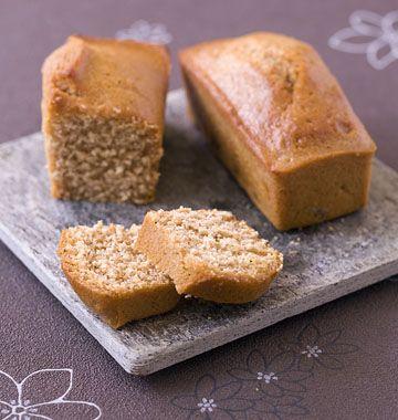 Mini pains d'épices maison, à la farine d'épeautre - Recettes de cuisine Ôdélices