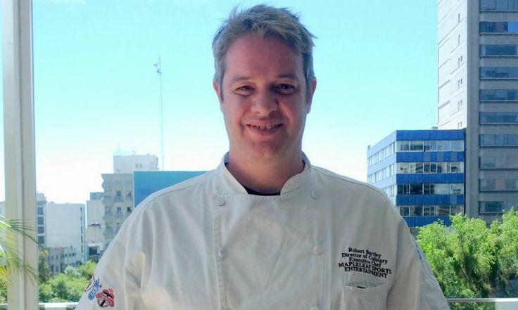 El chef Robert Bartley expresa su visión sobre la actual cocina canadiense y su experiencia en el certamen Iron Chef America