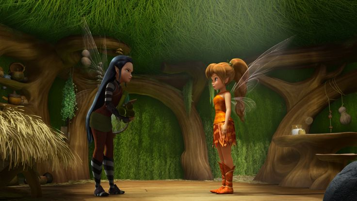 [Review] Tinker Bell and the Legend of the Neverbeast